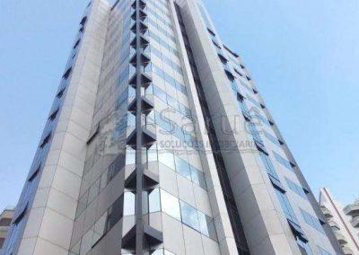 Andar comercial com 360m² para locação no Paraíso – Imóvel moderno próximo a estação do metro.  R$ 21.600,00