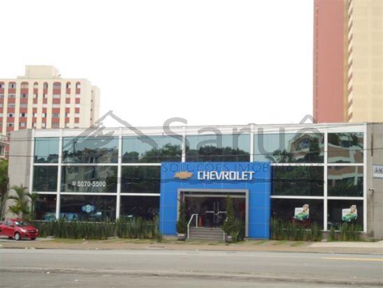 Excelente prédio comercial em Moema, frente para 3 ruas, 75 mts de testada, 724m² á/c em terreno de 1.257m² e vagas para 34 veículos, imperdível!!